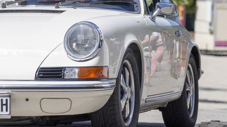 911 F oldtimer.